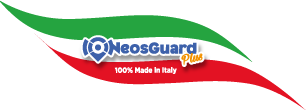 NeosGuard Plus, dispositivo di sicurezza gps uomo a terra